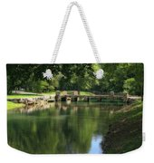 Walking Bridge Weekender Tote Bag