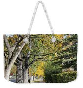 Walking Down Senators Highway Weekender Tote Bag
