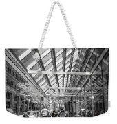 Walking In Nyc Weekender Tote Bag