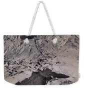 Walking On The Moon Weekender Tote Bag by Laurie Search