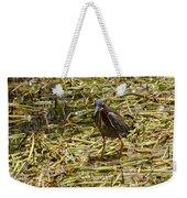 Walking On The Reeds Weekender Tote Bag