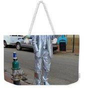 Walking The Croc Weekender Tote Bag