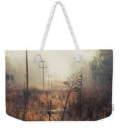 Walking The Lines Weekender Tote Bag
