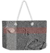 Walking The Path Weekender Tote Bag