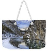 Walking Through Wonderland Weekender Tote Bag