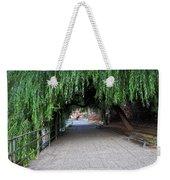 Walkway By The River Weekender Tote Bag