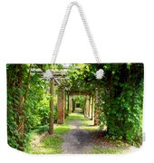Walkway Weekender Tote Bag by Carey Chen