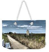 Walkway In The Marsh 2 Weekender Tote Bag