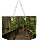 Walkway Into Paradise Weekender Tote Bag