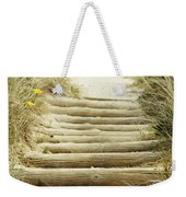 Walkway To Beach Weekender Tote Bag