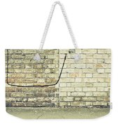 Wall And Wire Weekender Tote Bag