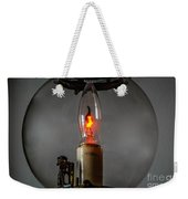 Wall Lantern Close-up Weekender Tote Bag