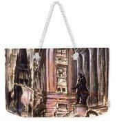 New York Wall Street - Fine Art Weekender Tote Bag