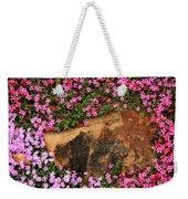 Wallflowers 3 Weekender Tote Bag
