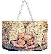 Wallnuts Weekender Tote Bag