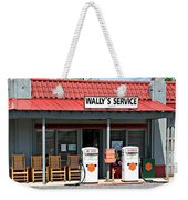 Wally's Service Station Mayberry Nc Weekender Tote Bag