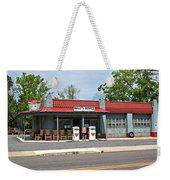 Wallys Service Station Mt. Airy Nc Weekender Tote Bag