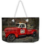 Wally's Towing Weekender Tote Bag by David Arment