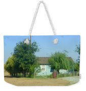 Walnut Grove - Typical Rural Farm House Weekender Tote Bag