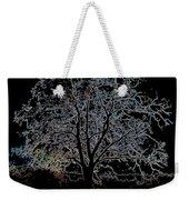 Walnut Tree Series Glowing Edges Weekender Tote Bag