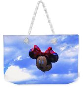 Walt Disney Smile Weekender Tote Bag