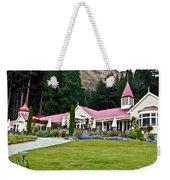 Walter Peak Farm New Zealand Weekender Tote Bag