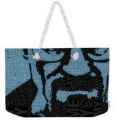 Walter White Heisenberg Breaking Bad Weekender Tote Bag