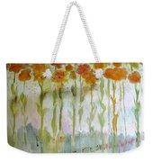 Waltz Of The Flowers Weekender Tote Bag