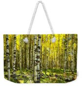 Wandering In The Woods  Weekender Tote Bag