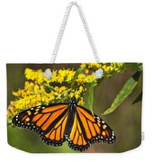 Wandering Migrant Butterfly Weekender Tote Bag