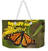 Wandering Migrant Butterfly Weekender Tote Bag
