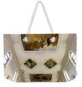Wangen Organ And Ceiling Weekender Tote Bag