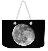 Waning Pink Moon Weekender Tote Bag by Al Powell Photography USA