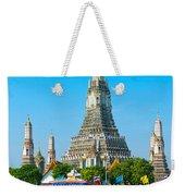 War Arun - Bangkok Weekender Tote Bag