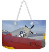 War Bird Weekender Tote Bag