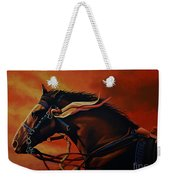 War Horse Joey  Weekender Tote Bag by Paul Meijering