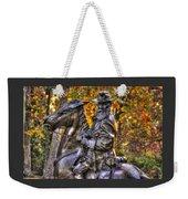 War Horses - Lieutenant General James Longstreet Commanding First Corps Gettysburg Weekender Tote Bag
