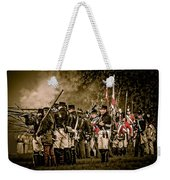 War Of 1812 Weekender Tote Bag