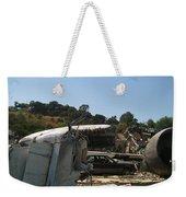 War Of The Worlds - Universal Studios Weekender Tote Bag