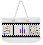 War Painting Weekender Tote Bag