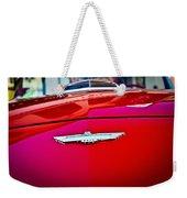 Warbird Weekender Tote Bag