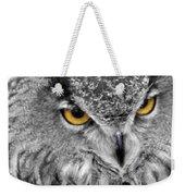 Watching You Owl Weekender Tote Bag