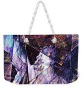 Warehouse Angel / Through The Broken Glass Weekender Tote Bag