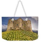 Warkworth Castle In The Sky Weekender Tote Bag