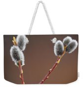Warm And Fuzzy Weekender Tote Bag
