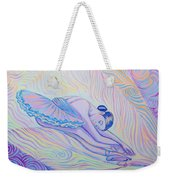 Warm And Secure Place For Your Soul Weekender Tote Bag