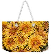Warm And Sunny Yellows Golds And Oranges Weekender Tote Bag