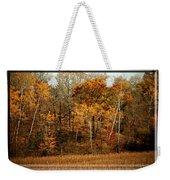 Warm Autumn Glow Weekender Tote Bag