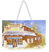Warm Cast Shadows Weekender Tote Bag
