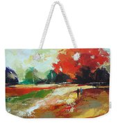 Warm Fall Day 2 Weekender Tote Bag